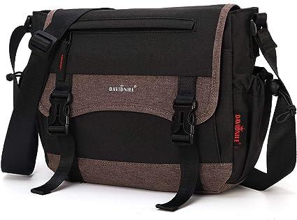Mens Backpack School Rucksack Computer Shoulder Bag Stylish Outdoor Satchel Boys