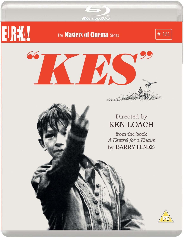 Kes 1969 Masters of Cinema Blu-ray Reino Unido Blu-ray ...
