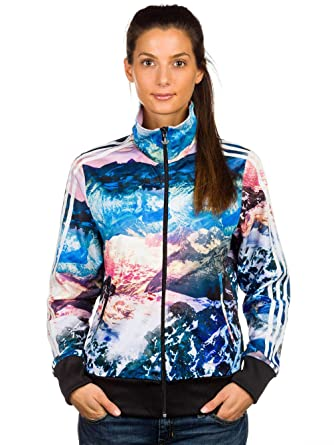 67545efc2262 Jacket Women adidas Originals Mountain Clash Firebird TT Jacket ...