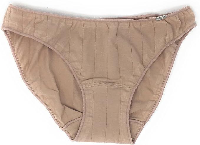 Braguita Bikini algodón (M, Arena): Amazon.es: Ropa y accesorios