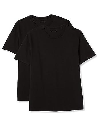 e4dc43383f6 Amazon Essentials Men s Big   Tall 2-Pack Short-Sleeve Crewneck T-Shirt