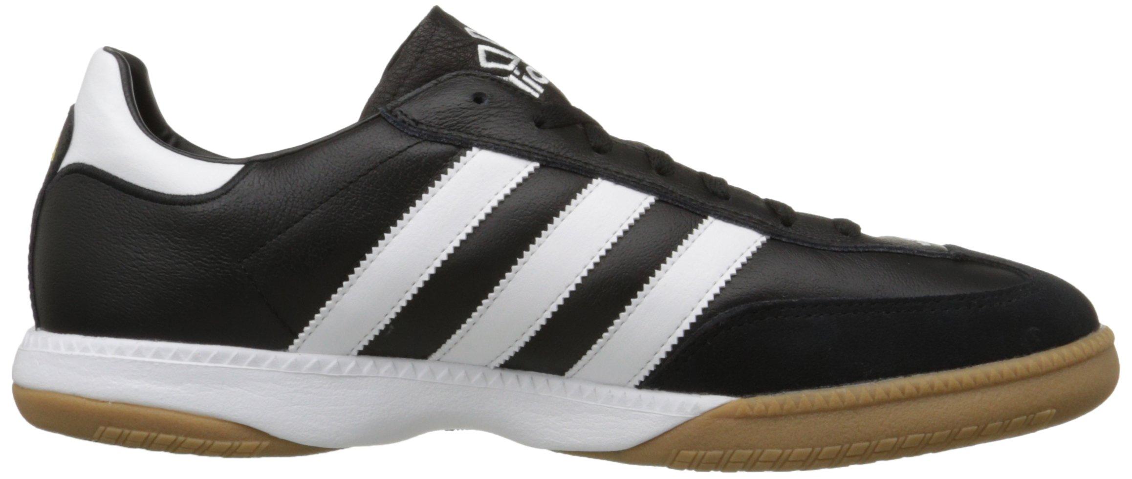 Adidas Samba Millennium Indoor Soccer Shoes Black White