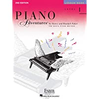 Piano Adventures Lesson Book, Level 1