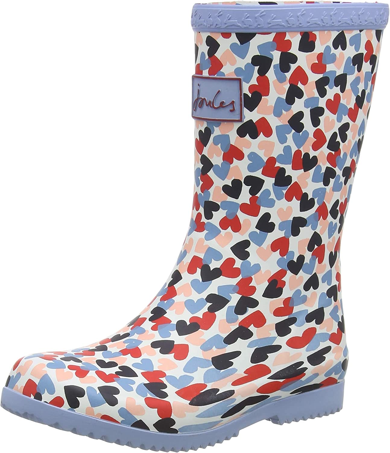 Joules Roll Up Welly, Stivali di Gomma Donna: Amazon.it