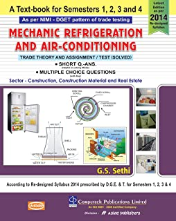 Refrigeration And Air Conditioning Book Pdf In Hindi