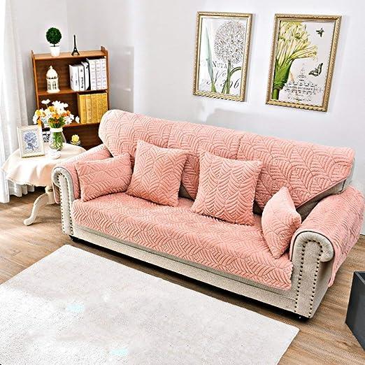 KISlink Funda de sofá de Felpa, Fundas de sofá ...