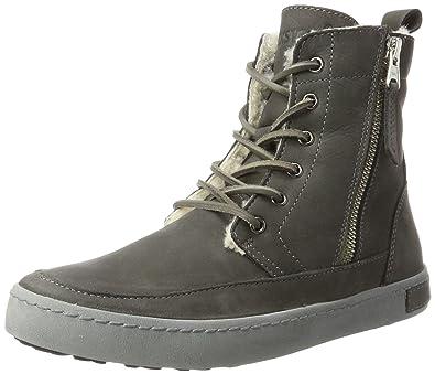 Blackstone Cw96, Baskets Hautes Femme: : Chaussures