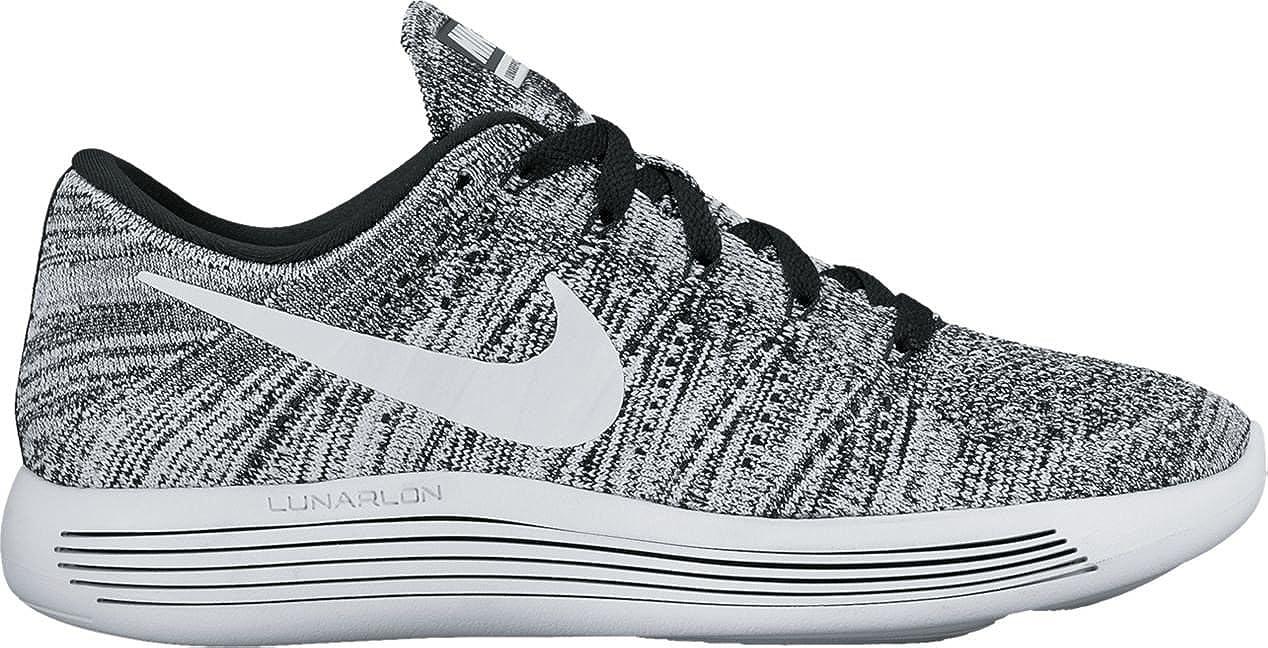 sports shoes c5a27 d6f66 Nike 843765-001 Women W Lunarepic Low Flyknit Black/White