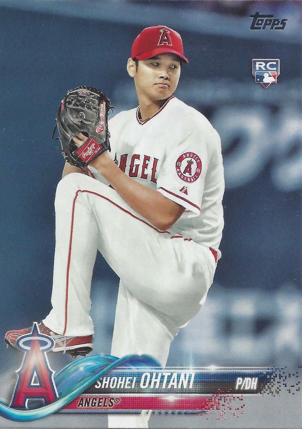 Rafael Devers Plus Ronald Acuna 2018 Topps HOBBY Version Factory Sealed Baseball 705 Card Set Including 5 FOILBOARD Parallels Found Exclusively in This Version Plus Rookies of Shohei Otani