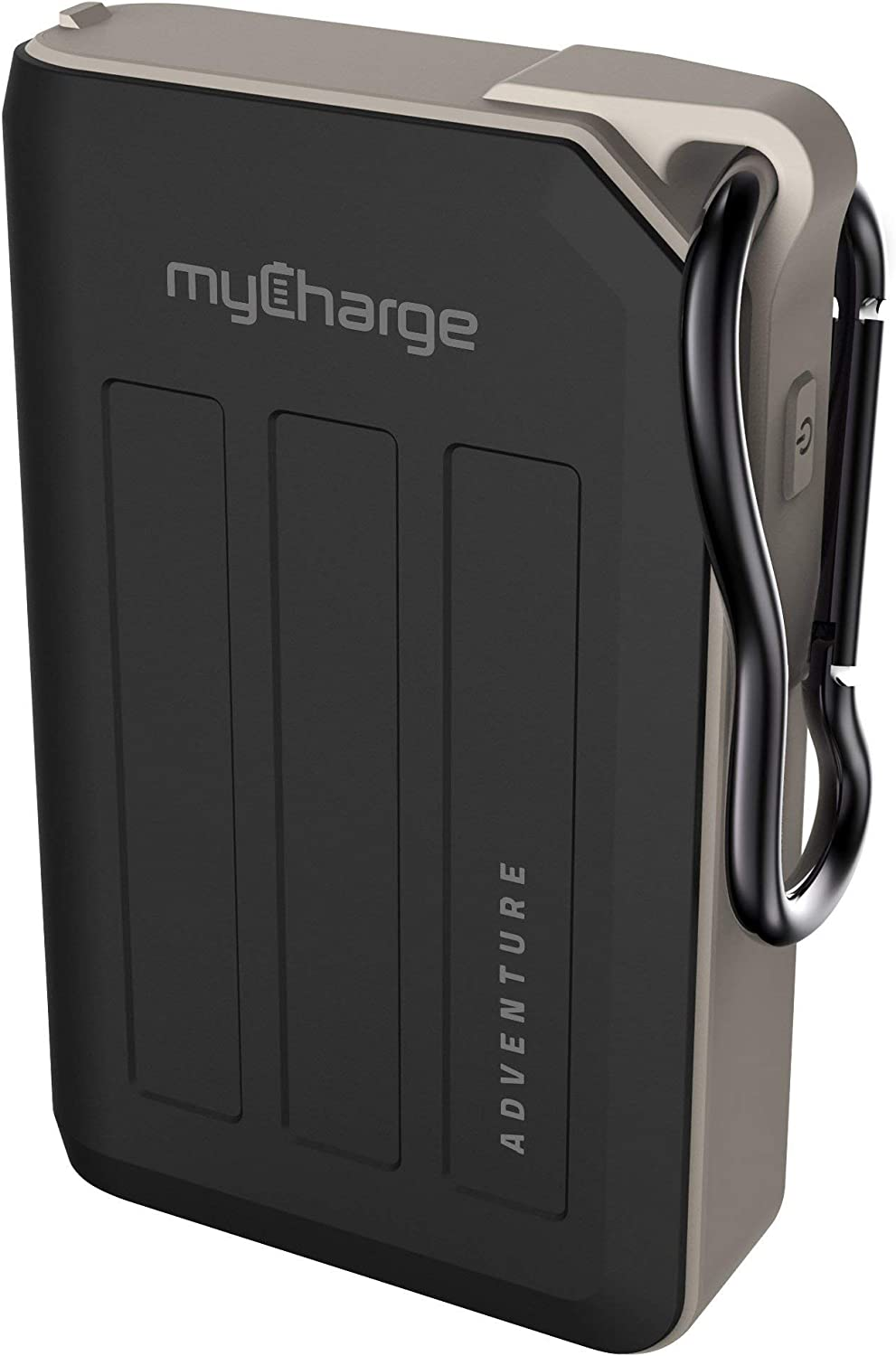 myCharge Adventure Camping Portable Charger Power C) 10050mAh (55 Hrs Power)