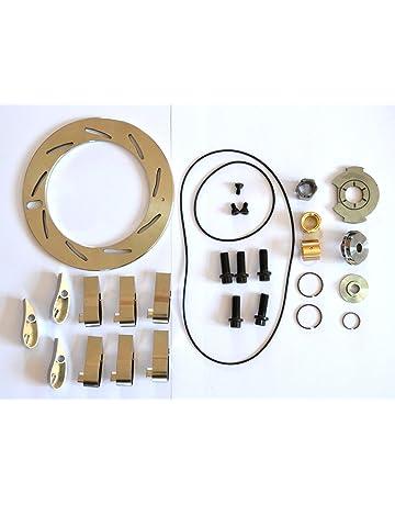 Abcturbo Turbocharger turbo GT37VA GT3782VA Unison Ring Nozzle Ring + 9 Vanes + Repair kit Rebuild