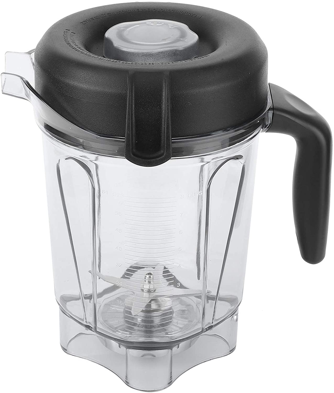 fuwinkr Blender Parts, Blender Cup, Blender Accessories, for Vitamix G‑Series Machines