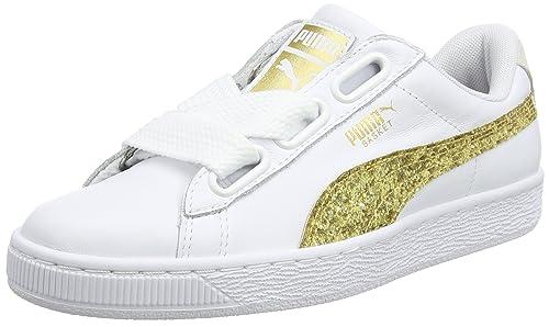 scarpe puma basket donna