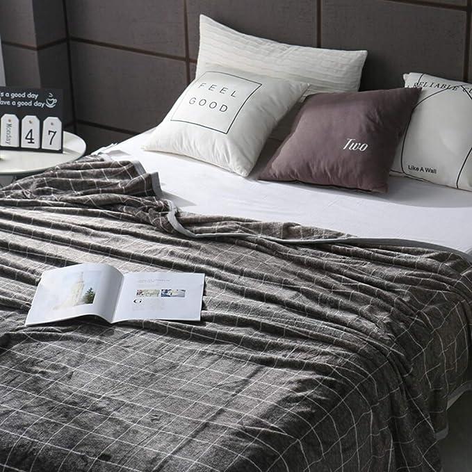 Amazon.com: HQCC Home Textile Coral Velvet Four Season air ...