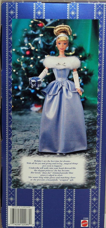 Disney Classics Cinderella doll Special Holiday Edition