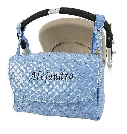 Bolsos para carritos de bebe personalizados