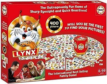 KD Toys 17055 Educa Lynx Juego de Mesa: Amazon.es: Juguetes y juegos