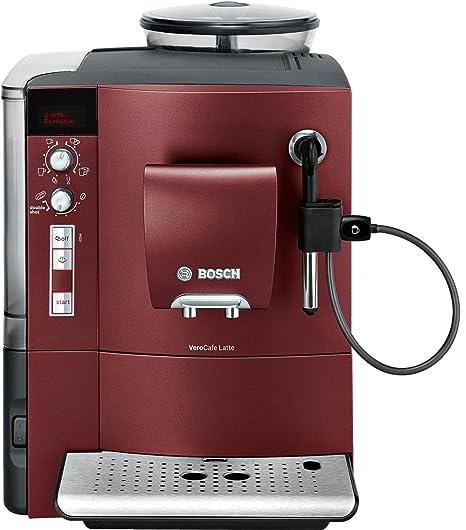 Bosch TES50356DE Independiente Totalmente automática Máquina ...