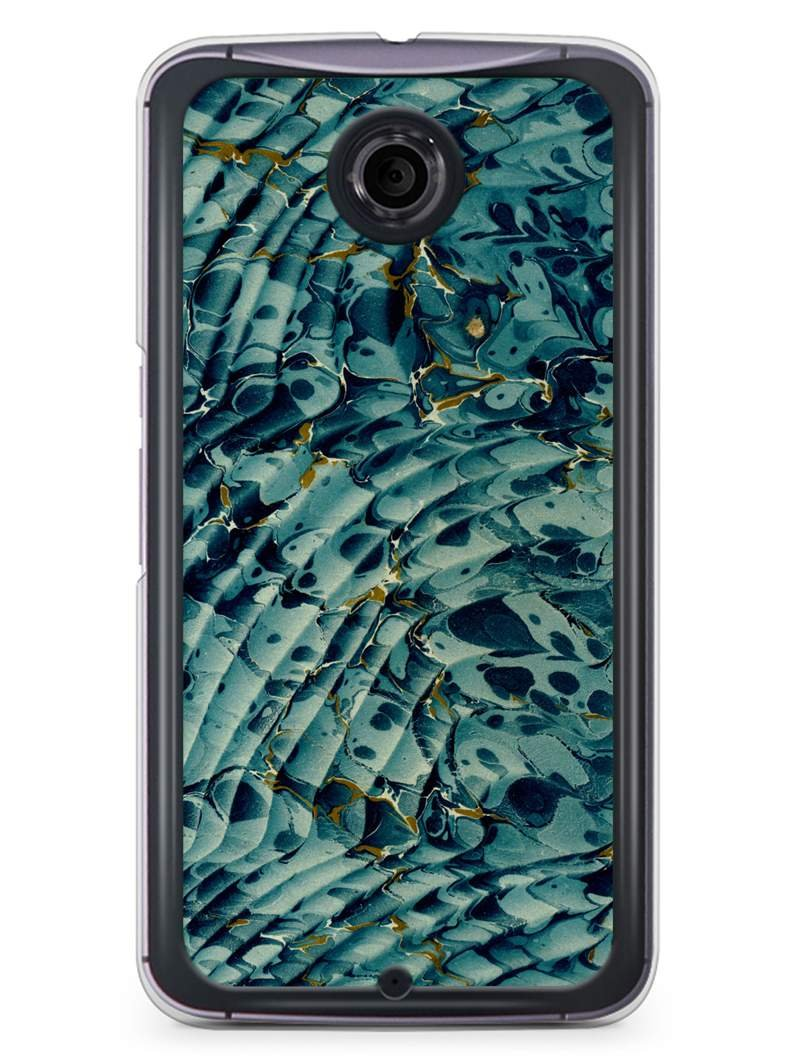 detailed look 0de79 53022 Nexus 6 Cases & Covers - Blue Marble - So Classy: Amazon.in: Electronics