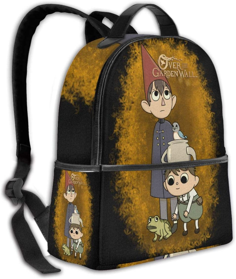 Over The Garden Wall Travel Laptop Backpack Business Anti Theft Computer Bag for Men /& Women
