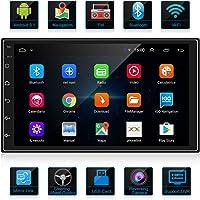 ANKEWAY 2 DIN Android 9.1 Radio del Coche