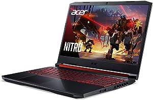 2020 Premium Acer Nitro 5 15 Gaming Laptop 15.6 inch Full HD IPS 9th Gen Intel 4-Core i5-9300H(> i7-7700HQ) 16GB DDR4 1TB PCIe SSD 1TB HDD 4GB GTX 1650 Backlit KB Win 10 + iCarp Wireless Mouse