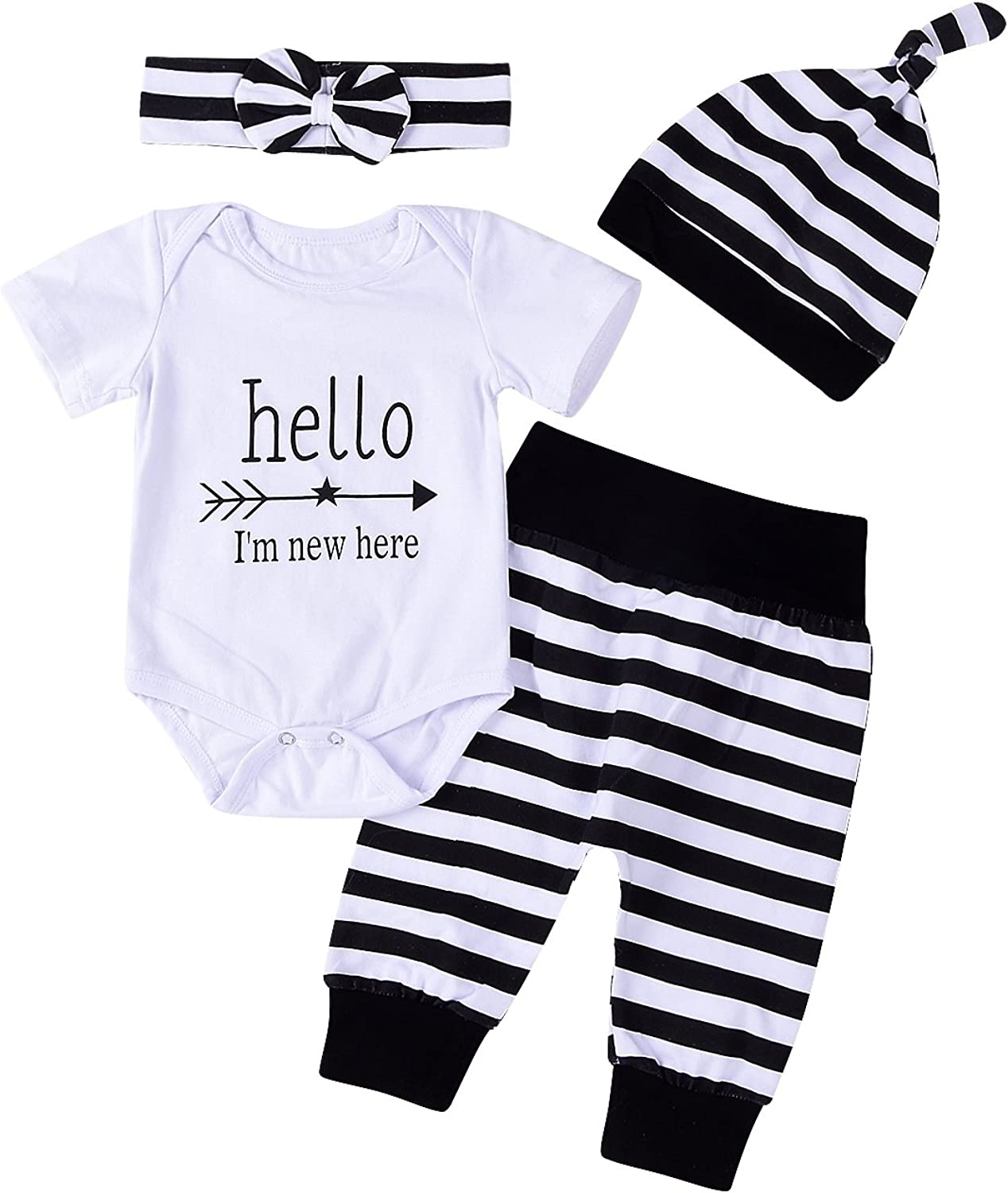 The Best Unisex Newborn Outfits For Coming Home