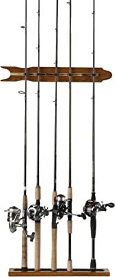 Old Cedar Outfitters Modular Wall Rack for Fishing Rod Storage
