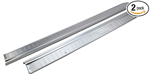 FC-BD045 PAIR ACP 63 64 65 for Ford Falcon Door Sill Scuff Plates w//o Decal Hardtop//Sedan