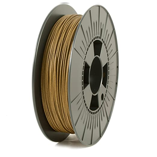 5 opinioni per Ice Filaments ICEFIL1WOO159 Filamento WOOD 1.75mm, 0.50kg, Verde Crudo