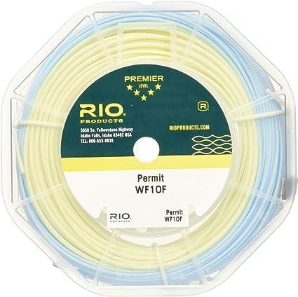 RIO Products Fly Line Summer Redfish Wf10F Aqua-Blue-Sand