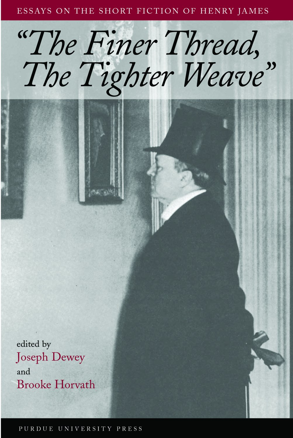 Download Finer Thread, Tighter Weave: Essays on the Short Fiction of Henry James ebook