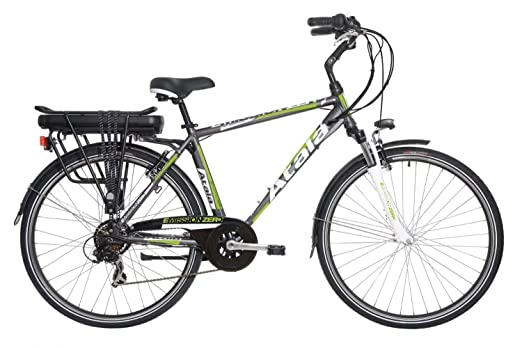 Oferta bicicleta eléctrica Atala E-Mission 0 Hombre rueda 28 6 V passegio y Bike: Amazon.es: Coche y moto