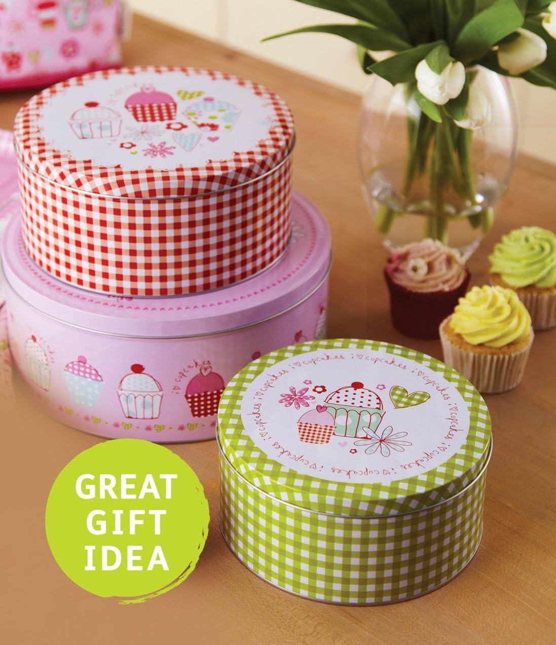 Cupcake Cake Tins