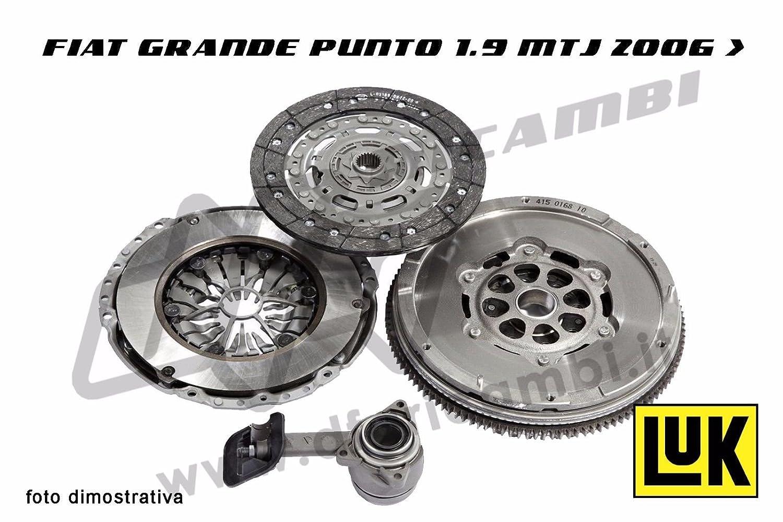 Kit Embrague Volante Almohadilla Luk kv0074 - 415024110 - 624322009 - 510018010: Amazon.es: Coche y moto