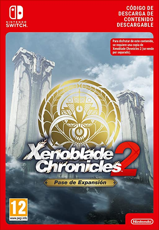 Xenoblade Chronicles 2 - Pase de expansion [Switch - Download Code ...