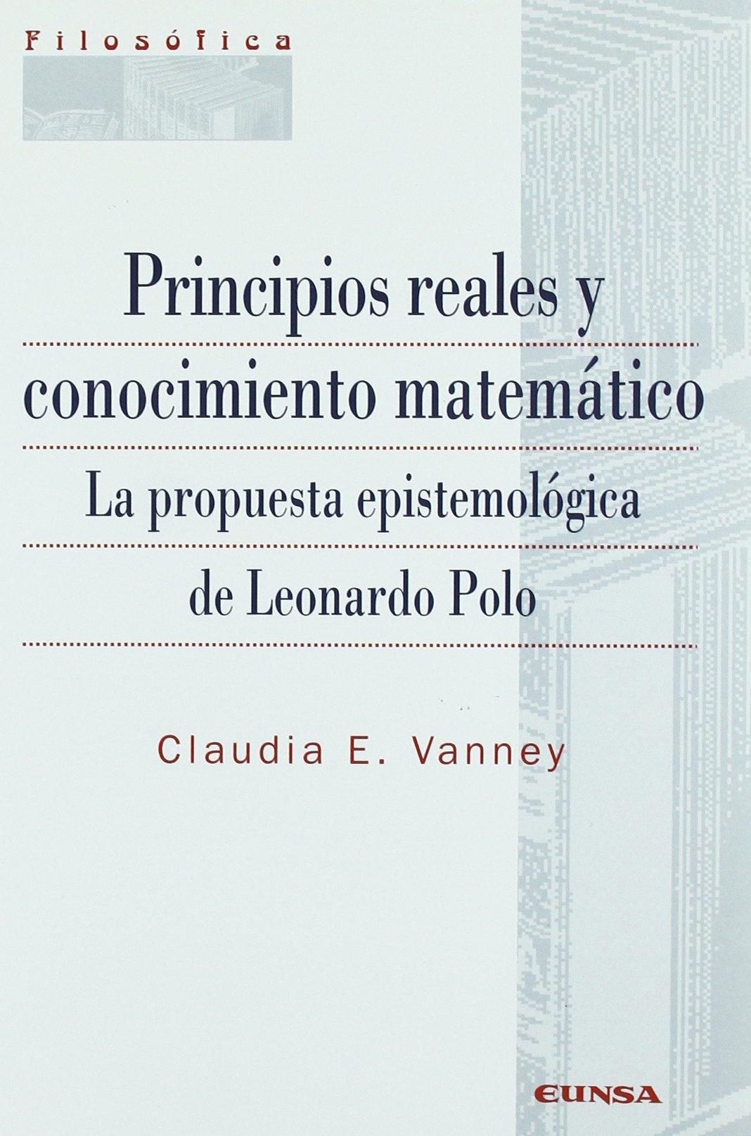 Principios reales y conocimiento matemático: la propuesta ...