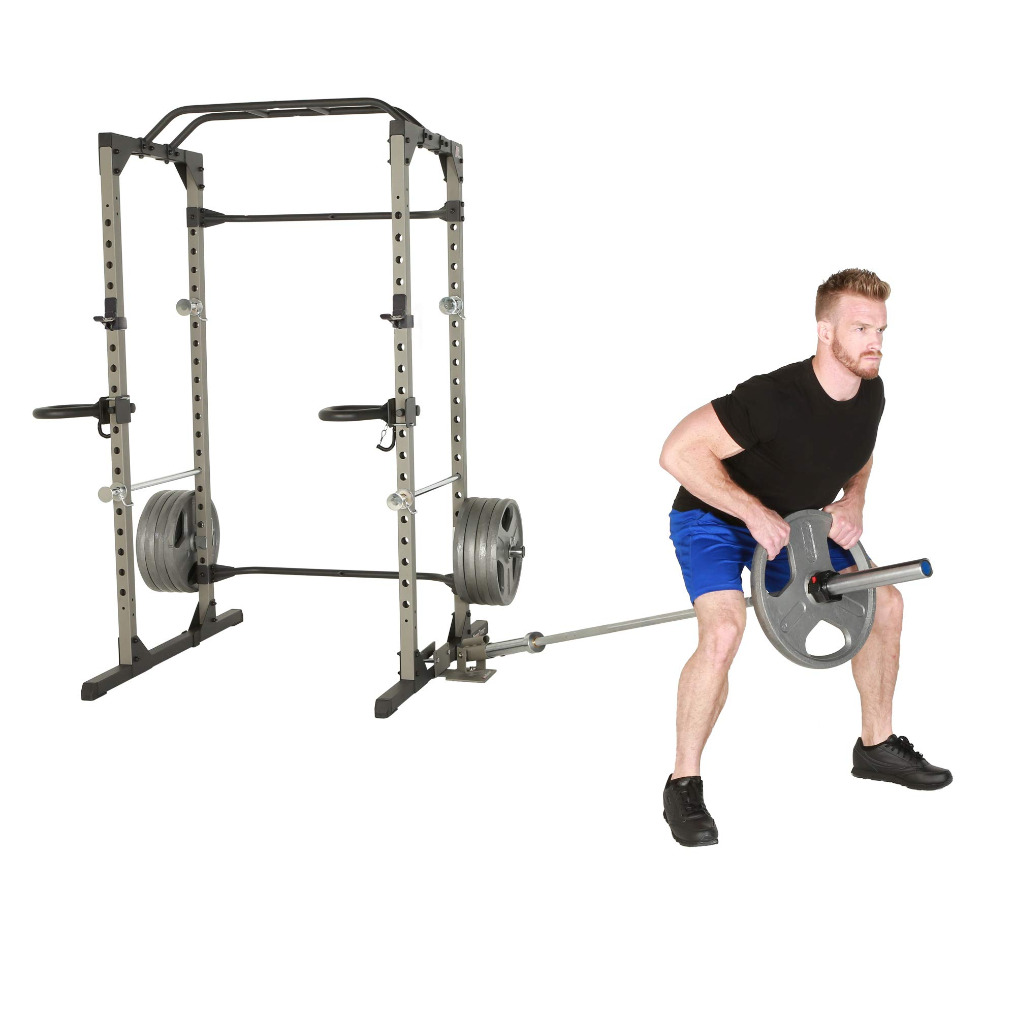 Fitness Reality 2819 Attachment Set for 2''x2'' Steel Tubing Power Cages by Fitness Reality (Image #13)