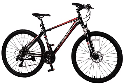 Amazon.com : Navi RS100 Hardtail Mountain Bike, Aluminum Alloy Frame ...