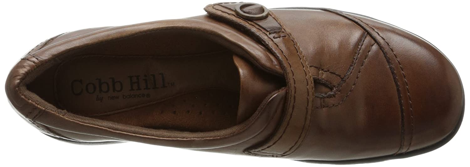 Cobb Hill Rockport Women's Pamela-Ch Mary Jane Flat B00IFF6Z4W 9.5 2A(N) US|Almond