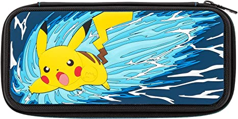 PDP - Funda Deluxe Travel Case Edición Pikachu Battle (Nintendo ...