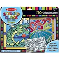 Melissa & Doug- Stained Glass - Dragon (19289)