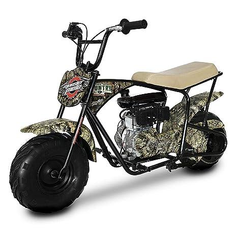 Amazon.com: Monster Moto – Mini bicicleta de gas – 80CC/2.5 ...