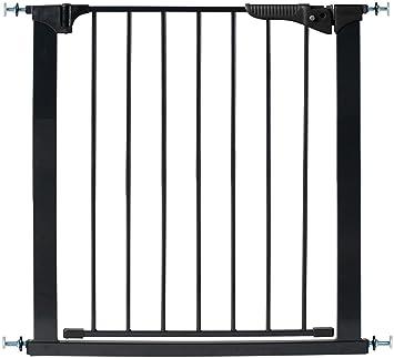 Amazon Com Kidco Gateway Pet Gate Black Indoor Safety Gates Baby