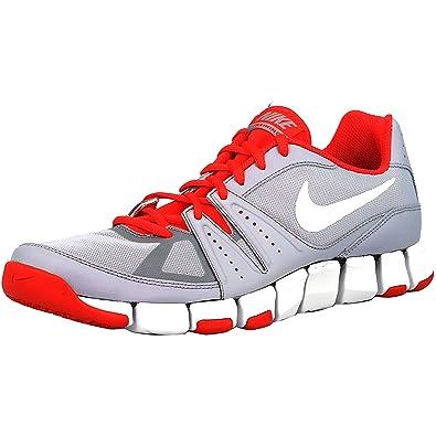 reputable site e80ad d67d8 Amazon.com   Nike Men s 684701 011 Ankle-High Cross Trainer Shoe - 12.5M    Fitness   Cross-Training