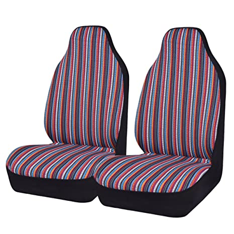 Pleasant Horse Kingdom New Arrival Universal Ethnic Car Seat Covers For Women Girls Two Front Seat Airbag Compatible For Cars Trucks Suvs Sedans Two Front Alphanode Cool Chair Designs And Ideas Alphanodeonline