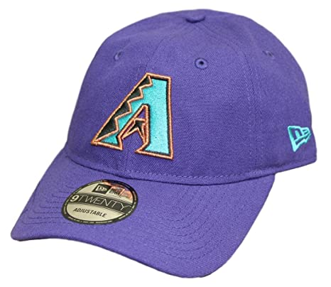 Image Unavailable. Image not available for. Color  New Era Arizona  Diamondbacks 9Twenty MLB Turn Back The Clock Adjustable Hat c2ef2268adad