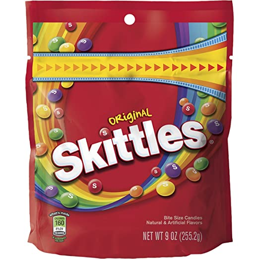 Skittles on Amazon ONLY $1.99.