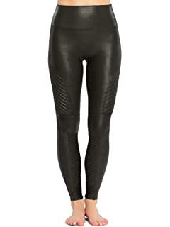 8a16479c8256d2 Spanx Structured Leggings Shaping-Leggings im Biker-Look Damen