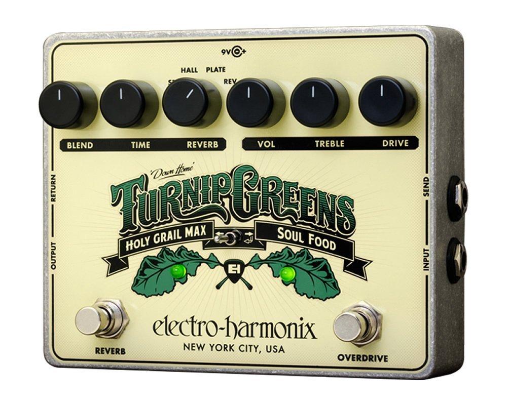 Electro Harmonix エフェクター Turnip Greens オーバードライブ ギター ギター エフェクター エフェクター Turnip [並行輸入品] B06WGP59M2, オオクワムラ:78fba900 --- dqfansurvey.online